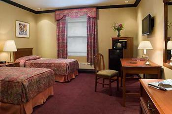 double room @ the newton
