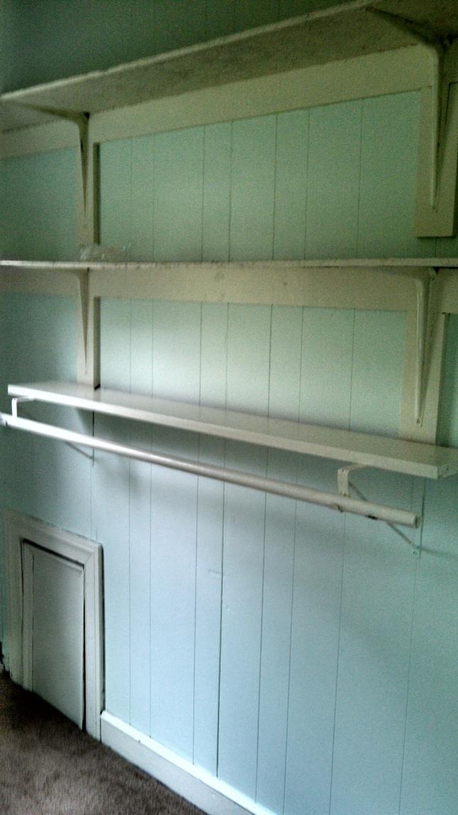 shelves!