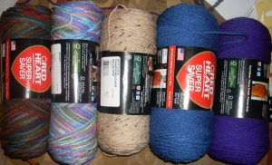 yarn stash overflowing