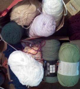 """""""new"""" yarn"""