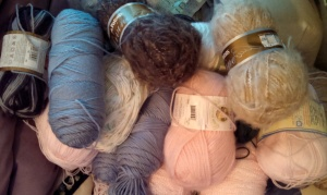 yard sale yarn