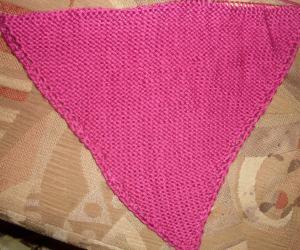 shawl -  love the color