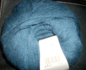 Rowan fine lace. 80% alpaca 20% fine merino wool