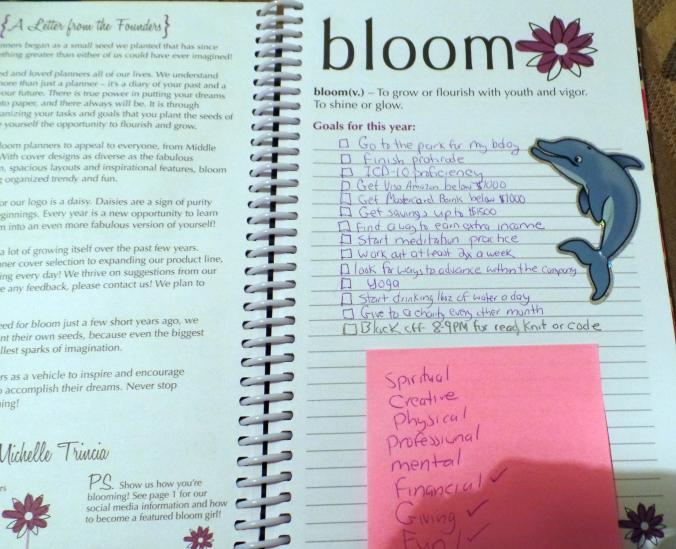 bloom planner