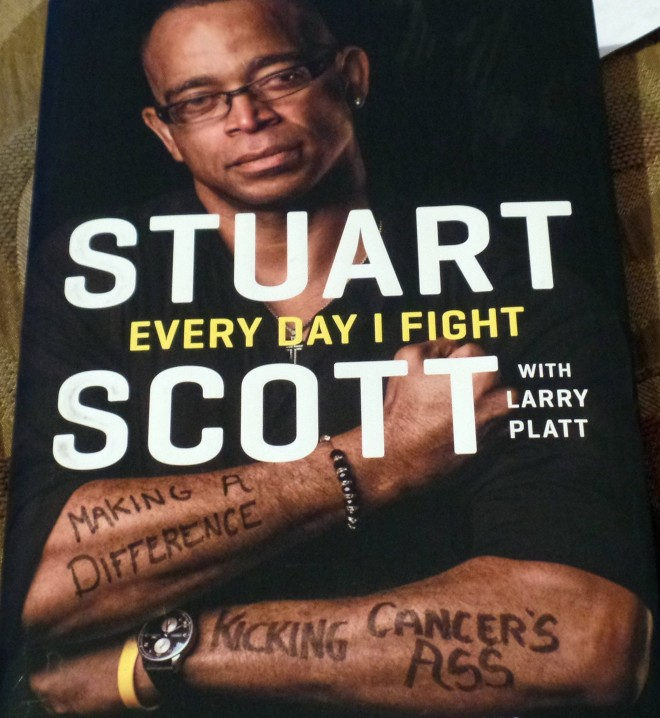 Stuart Scott's book