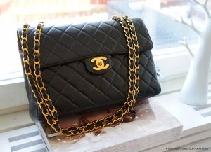 dream Chanel bag: Classic Jumbo