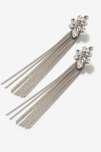 earrings by Noir Luxe